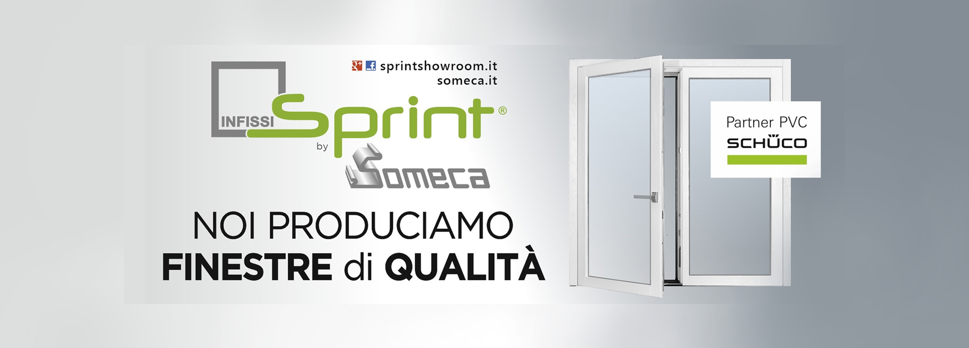 sprint showroom controtelai  porte finestre